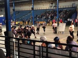 Charm City Female Trouble at Boston B-Party, April 18, 2015